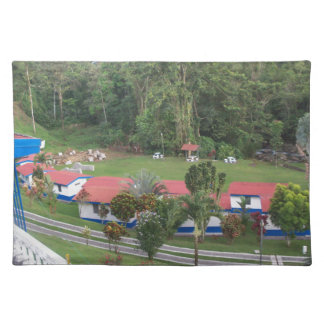 Salvamanteles retratamiento de vacaciones en Costa Rica