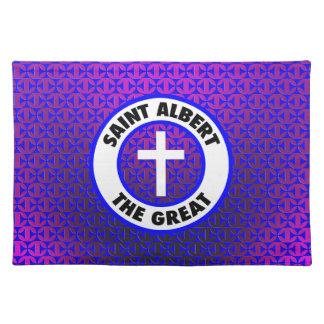 Salvamanteles Santo Albert el grande