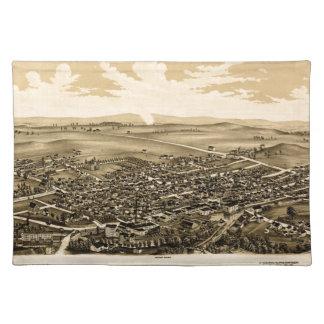 Salvamanteles schuylerville1889