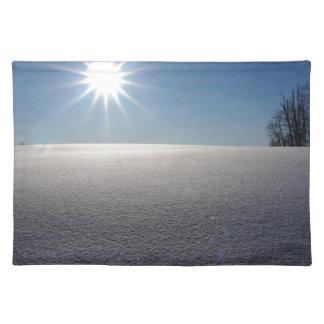 Salvamanteles Solsticio de invierno