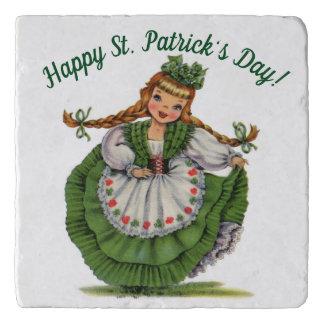 Salvamanteles Srta. irlandesa dulce