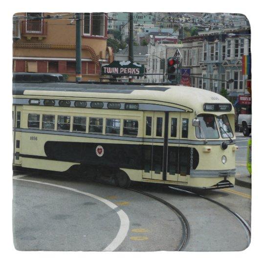 Salvamanteles Teleférico de San Francisco