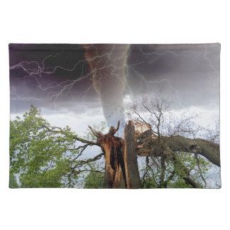 Salvamanteles Tornado