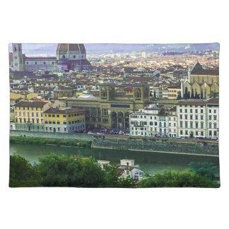 Salvamanteles ¡Toscana de amor! Impresión de la foto