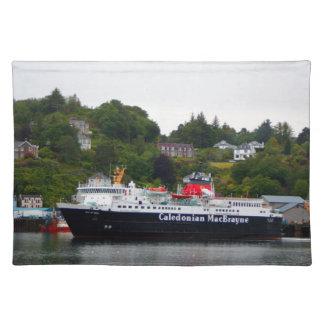 Salvamanteles Transbordador, Oban, Escocia occidental