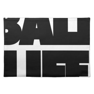 Salvamanteles Vida de la bola