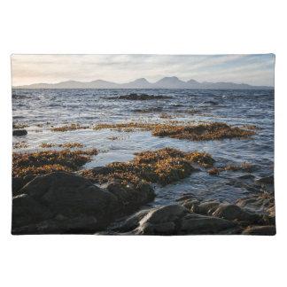 Salvamanteles Westcoast de Escocia, isla del Jura