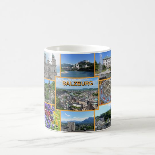 Salzburg Taza De Café