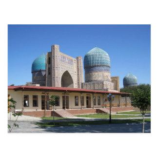 Samarkand mezquita Bibi Chanym - Samarquand Postal