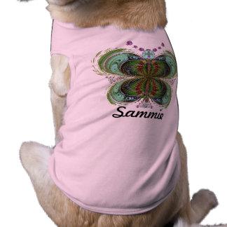Sammie, mariposa de la reina