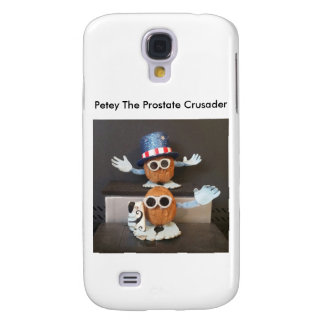 Samsung Galaxy S4 Cover Capitol Hill Petey