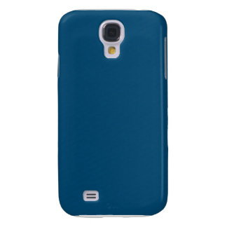 Samsung Galaxy S4 Cover cubierta de las rayas azules