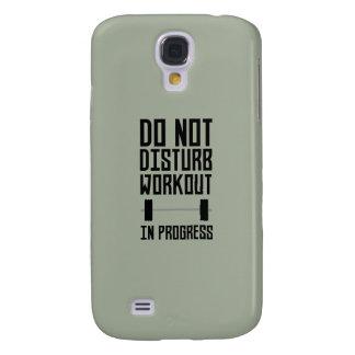 Samsung Galaxy S4 Cover Entrenamiento Zzu78 en curso