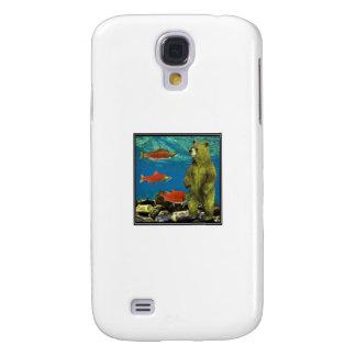 Samsung Galaxy S4 Cover Huntress encima de la corriente
