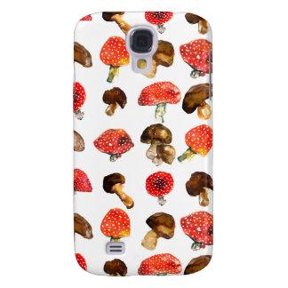 Samsung Galaxy S4 Cover La acuarela prolifera rápidamente modelo lindo de