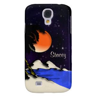 Samsung Galaxy S4 Cover Noche de la isla personal