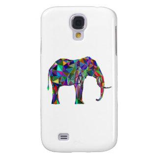 Samsung Galaxy S4 Cover Renacimiento del elefante