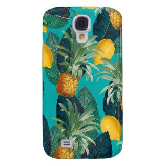 Samsung Galaxy S4 Cover trullo del pineaple y de los limones