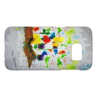 """Samsung S7 """"árboles de la fantasía de la Funda Samsung Galaxy S7"""
