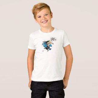 Samurai contra Ninja: El Buta poderoso Sama Camiseta