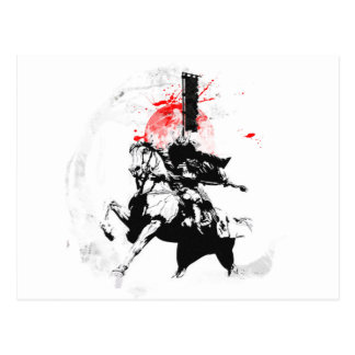 Samurai de Japón Postal