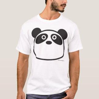 Samurai de la panda camiseta