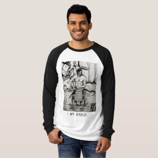 Samurai de Ronin Camiseta
