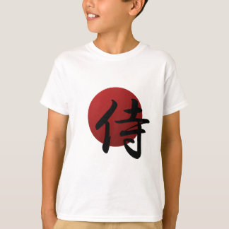 Samurai Sun Camiseta