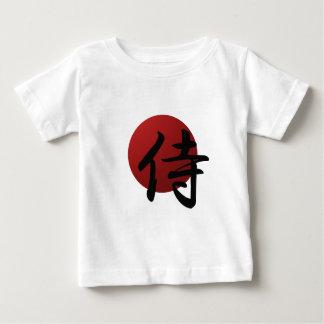 Samurai Sun Camiseta De Bebé