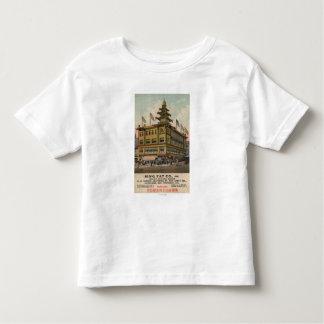 San Francisco, CAChinatown AdSing Co. gordo Camisetas