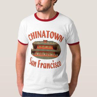 San Francisco Chinatown Camisas