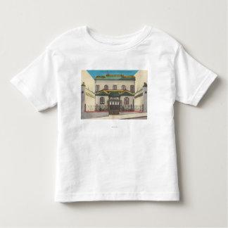 San Francisco, escuela china de CA en Chinatown Camisetas
