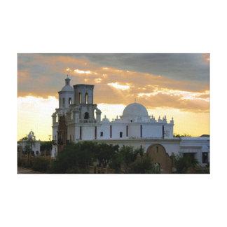 San Javier del Bac Lona Estirada Galerías