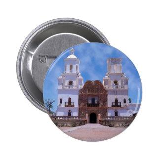 San Javier del Bac Mission - Tucson AZ Pins
