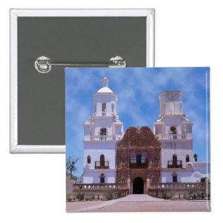 San Javier del Bac Mission - Tucson, AZ Pin