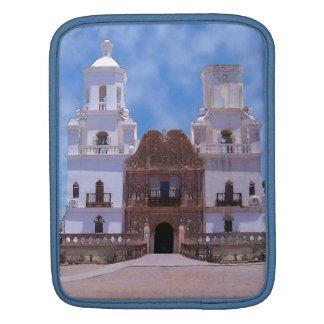 San Javier del Bac Mission - Tucson, AZ Fundas Para iPads