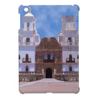 San Javier del Bac Mission - Tucson, AZ iPad Mini Coberturas