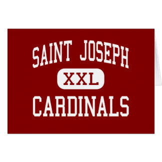 San José - cardenales - centro - Appleton Tarjeta De Felicitación
