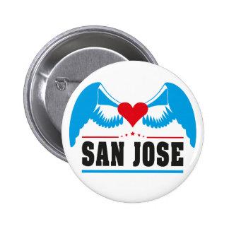 San Jose Chapa Redonda De 5 Cm