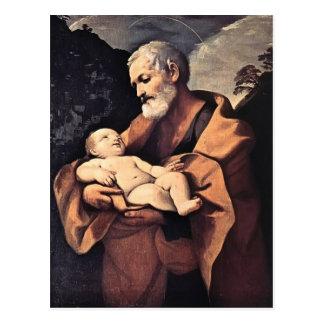 San José de Guido Reni Postal