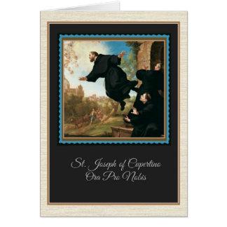 San José de la tarjeta de felicitación de