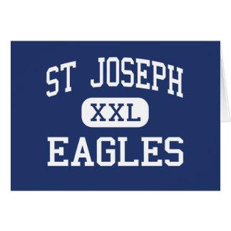 San José - Eagles - católico - pen¢asco del pino Tarjeta
