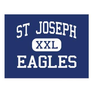 San José - Eagles - católico - pen¢asco del pino Tarjetas Postales