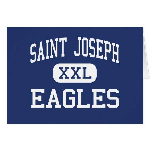 San José - Eagles - elementales - Plaucheville Tarjeton