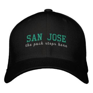 San Jose, el duende malicioso para aquí Gorras De Beisbol Bordadas
