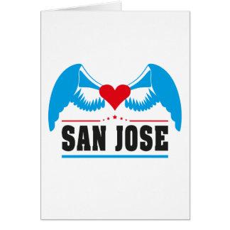 San Jose Tarjeta De Felicitación