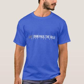 San Juan Paul la gran camiseta