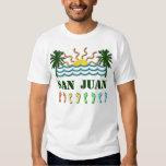 San Juan, Puerto Rico Camisetas