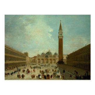 San Marco, Venecia Postal