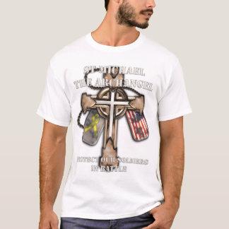 San Miguel el arcángel - proteja a nuestros Camiseta